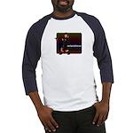 SpyChickTee-H Baseball Jersey