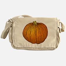 Pumpkin Messenger Bag