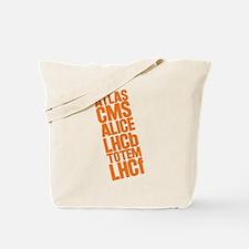 LHC Detectors Tote Bag