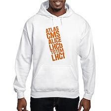LHC Detectors Hoodie Sweatshirt