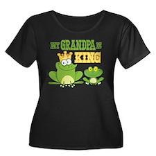 Frog King Grandpa T