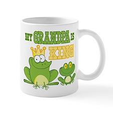Frog King Grandpa Mug