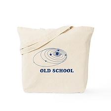 Old School Solar System Tote Bag