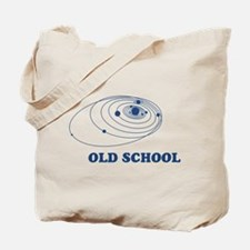 Old School Solar System Tote Bag