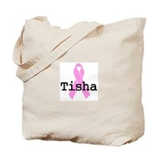 BC Awareness: Tisha Tote Bag