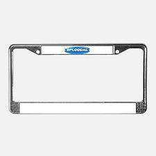Sploodal License Plate Frame