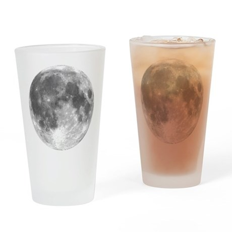The Moon Drinking Glass