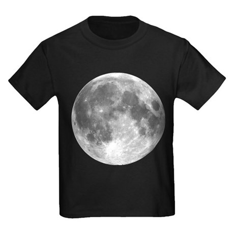The Moon Kids Dark T-Shirt