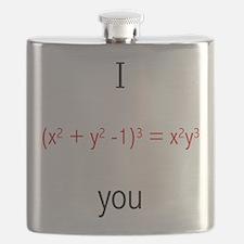 Math Love Formula Flask