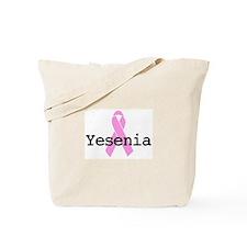 BC Awareness: Yesenia Tote Bag