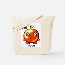 Cute Element Neon Tote Bag
