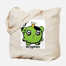 Cute Element Krypton Tote Bag