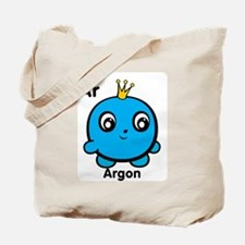 Cute Element Argon Tote Bag
