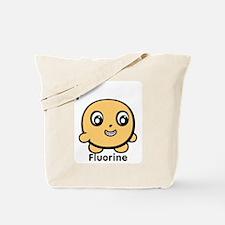 Cute Element Fluorine Tote Bag