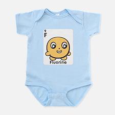 Cute Element Fluorine Infant Bodysuit