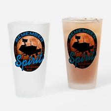 Remember Spirit Rover Drinking Glass