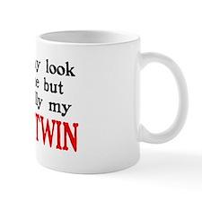I'm My Evil Twin Mug