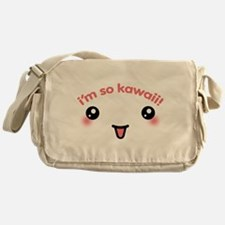 I'm So Kawaii Messenger Bag