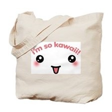 I'm So Kawaii Tote Bag