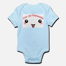 I'm So Kawaii Infant Bodysuit