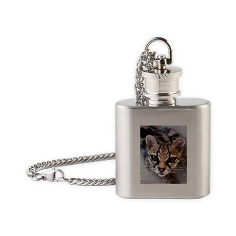 Margay Flask Necklace