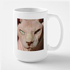 sphynx_eyes.jpg Mug