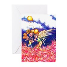 Carnival Greeting Cards (Pk of 10)