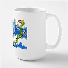 Good and Evil Large Mug