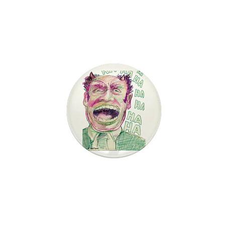 Ha Ha Ha Mini Button (100 pack)