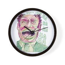 Ha Ha Ha Wall Clock