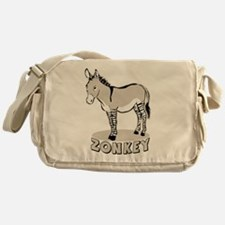 Zonkey Messenger Bag