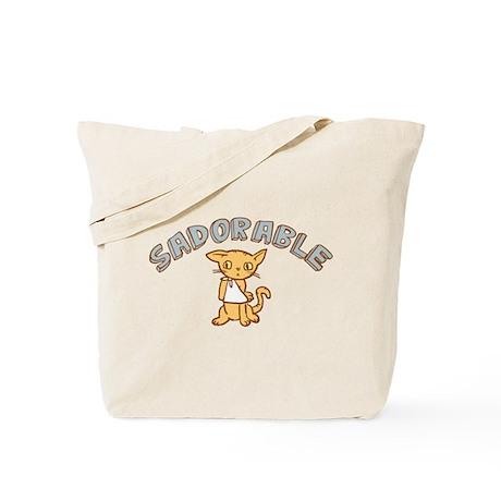 Sadorable Kitten Tote Bag
