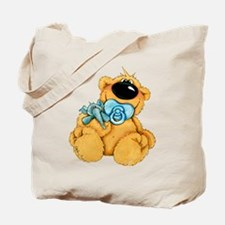 Baby Bear Tote Bag