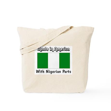 Nigerian Parts Tote Bag