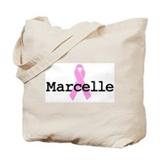 BC Awareness: Marcelle Tote Bag