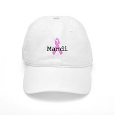 BC Awareness: Mandi Baseball Cap