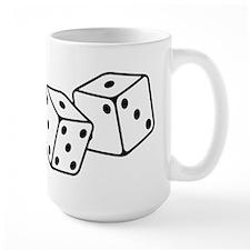Retro Dice Mug