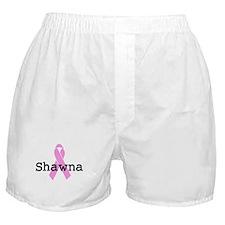 BC Awareness: Shawna Boxer Shorts