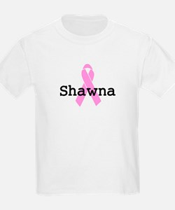 BC Awareness: Shawna Kids T-Shirt