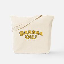 Banana Oil Tote Bag