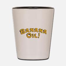 Banana Oil Shot Glass