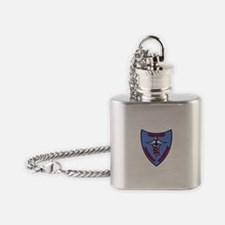 CPhT Badge Flask Necklace
