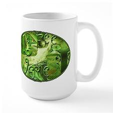 La Fee Verte Collage Mug