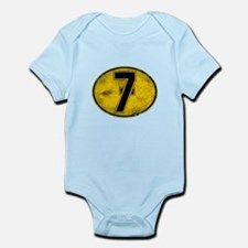 Lucky 7 Infant Bodysuit