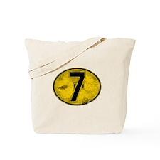 Lucky 7 Tote Bag