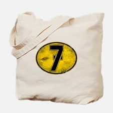 Lucky 7 Tote Bag