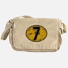 Lucky 7 Messenger Bag