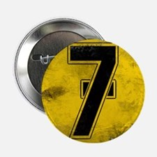 """Lucky 7 2.25"""" Button"""