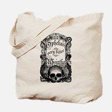 Ophelia's Very Bitter Absinthe Tote Bag