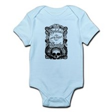 Ophelia's Very Bitter Absinthe Infant Bodysuit